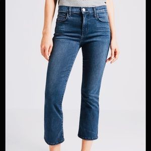 NWT Current/Elliot Kick Cropped Jeans Size 29